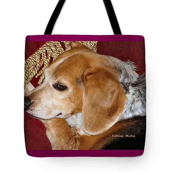 Nice N Comfy Tote Bag