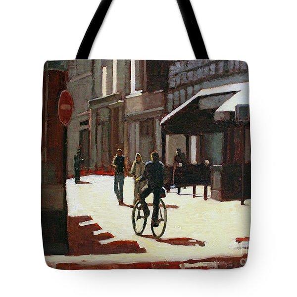 Nice Rue Tote Bag