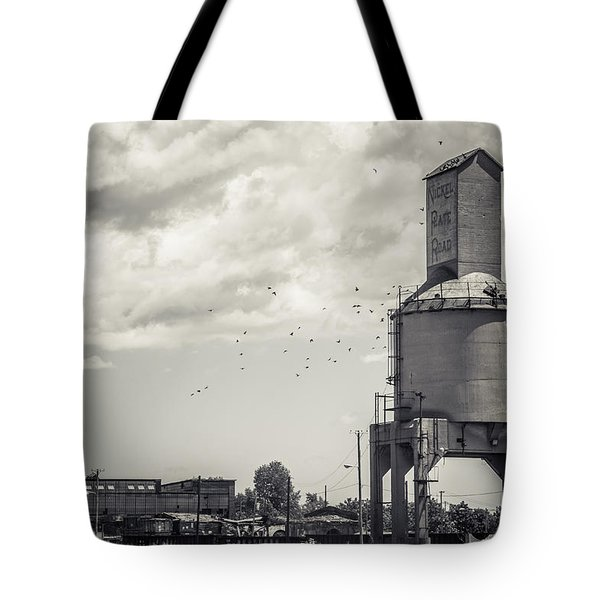 Nickel Plate Road  Tote Bag
