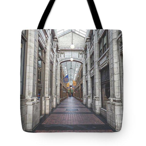 Nickels Arcade Tote Bag