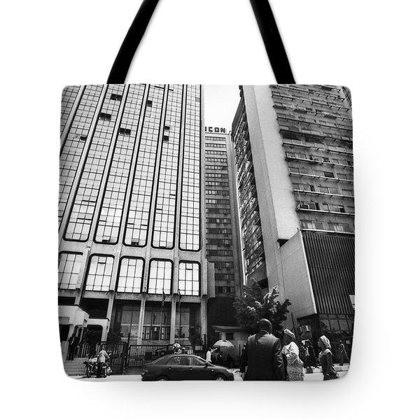 Conoil, Marina Tote Bag