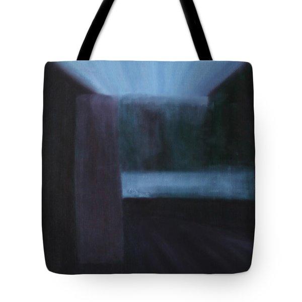 Nietzsche Tote Bag by Min Zou