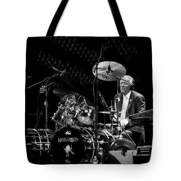 Nigel Olsson Tote Bag