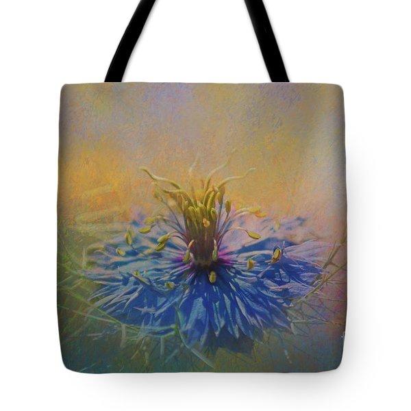 Nigella Tote Bag by Eva Lechner