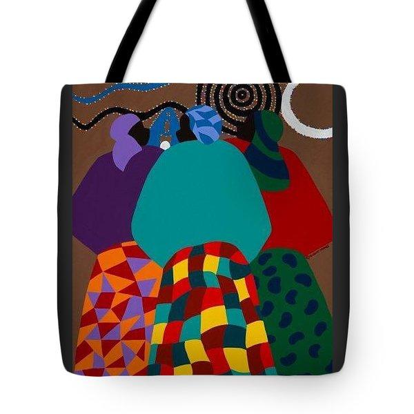 Nigerian Women Tote Bag
