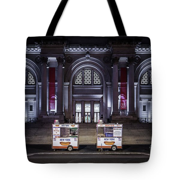 Night At A Museum Tote Bag