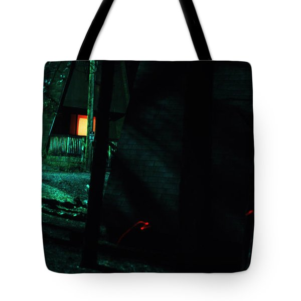 Traveling Aura Tote Bag