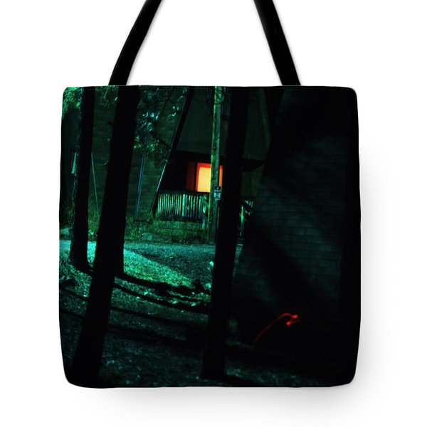 Night Aura Tote Bag