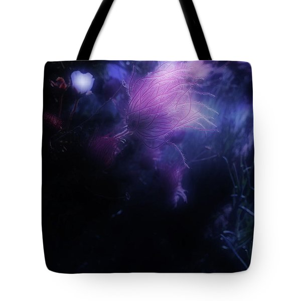 Night Bloom Tote Bag