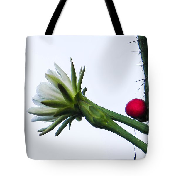 Night Bloomer Tote Bag by Christy Usilton