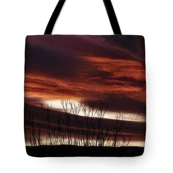 Night Delight Tote Bag