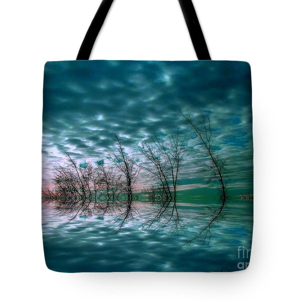Night Dream Tote Bag