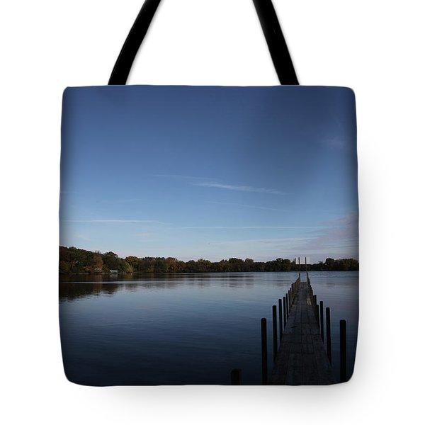 Night Fall Tote Bag