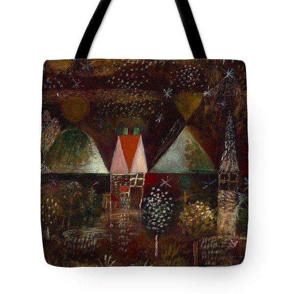 Night Feast  Tote Bag