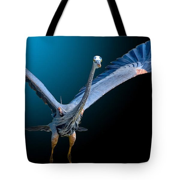 Night Flight 2 Tote Bag