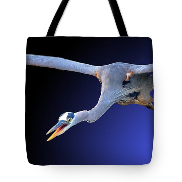 Night Flight 3 Tote Bag