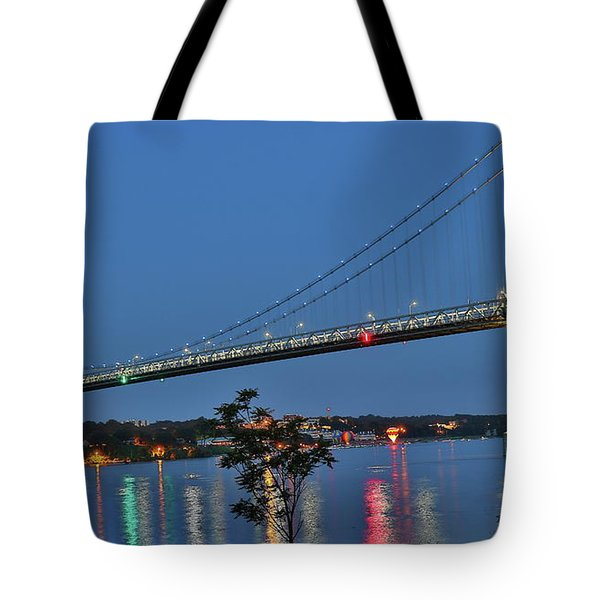 Night Flights Tote Bag