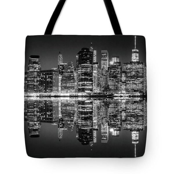 Tote Bag featuring the photograph Night Grooves by Az Jackson