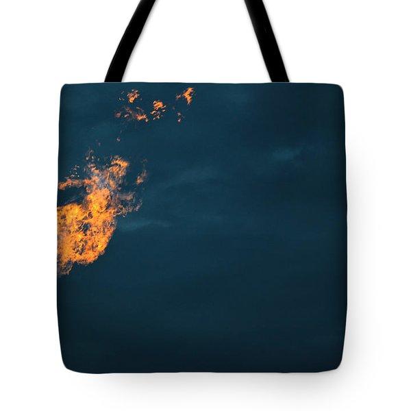 Night Light Tote Bag