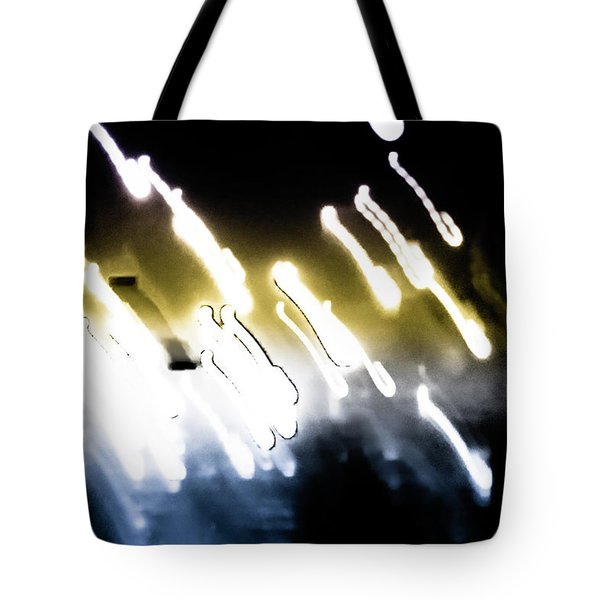 Night Lights  Tote Bag