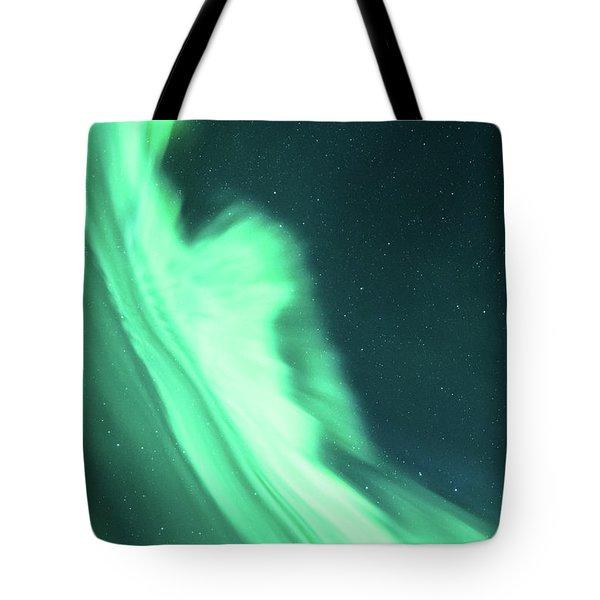 Night Lines Tote Bag