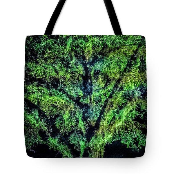Night Moss Tote Bag