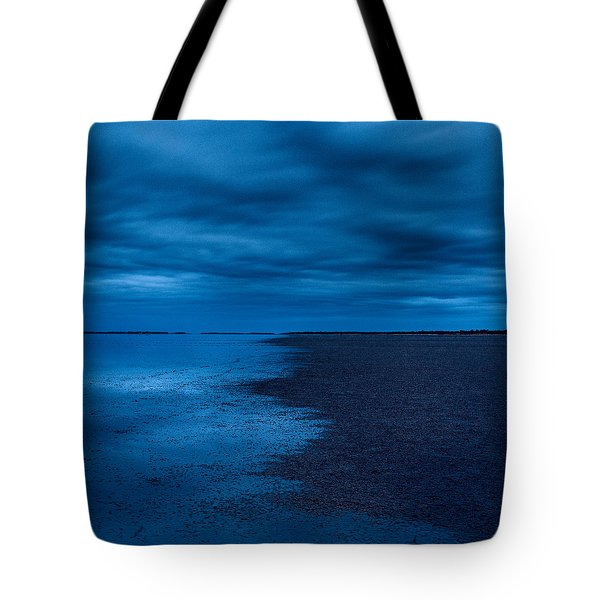 Tote Bag featuring the photograph Night Moves In by Julian Cook