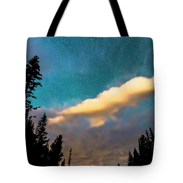 Tote Bag featuring the photograph Night Moves by James BO Insogna