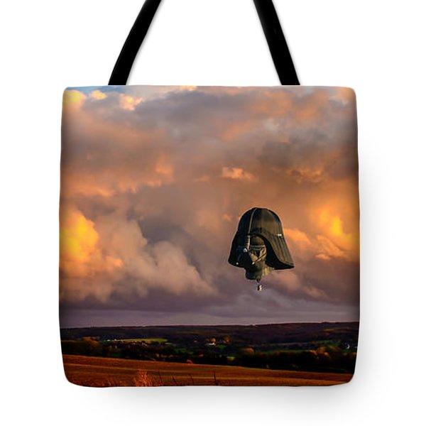 Night Of The Vader Tote Bag