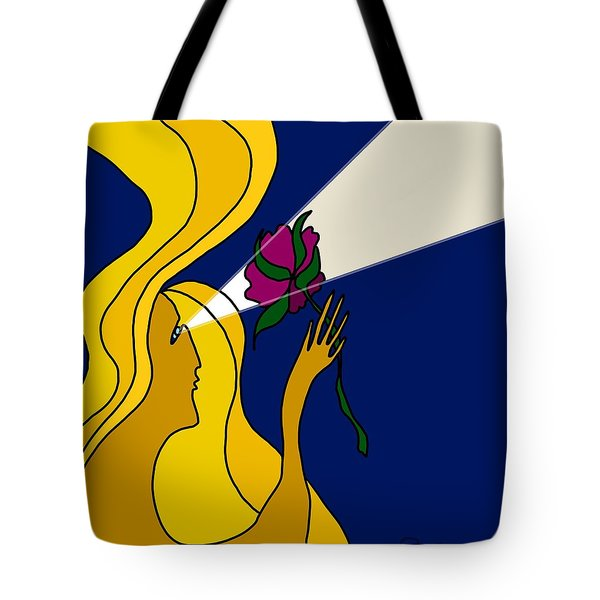 Night Offering Tote Bag