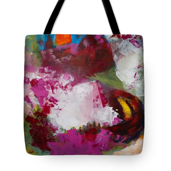 Night Out Tote Bag