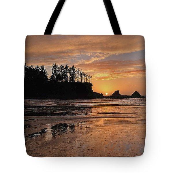 Night Pastel Tote Bag