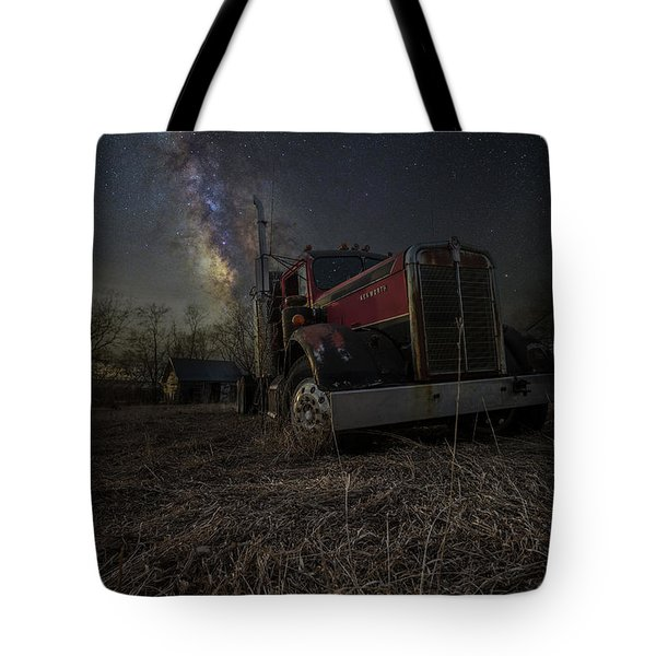 Night Rig Tote Bag