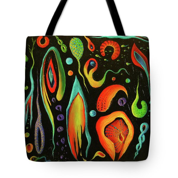 Night  Rogues Tote Bag