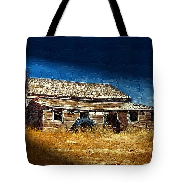 Tote Bag featuring the photograph Night Shift by Susan Kinney