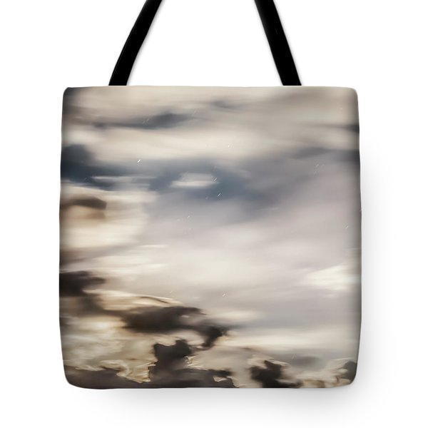 Night Sky 2 Tote Bag by Leland D Howard