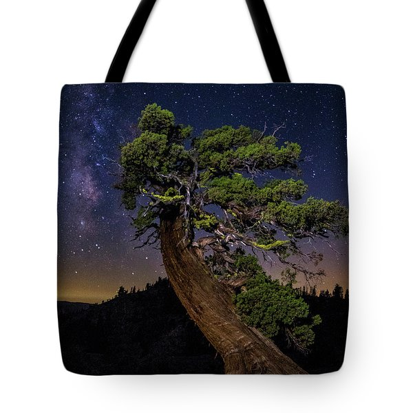 Tote Bag featuring the photograph Night Sky  by Vincent Bonafede