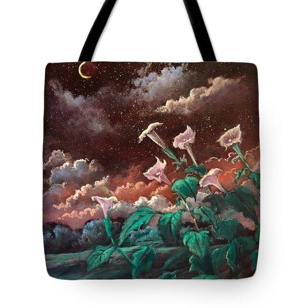Night Song Tote Bag