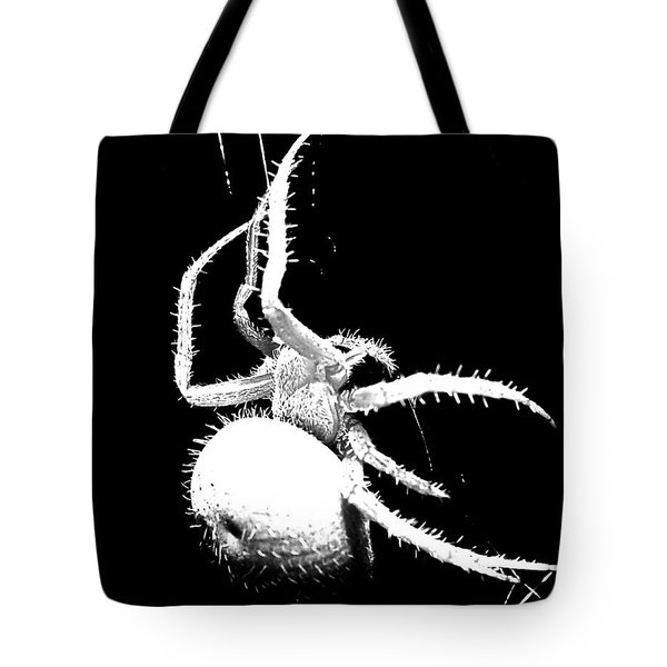 Night Spider Tote Bag
