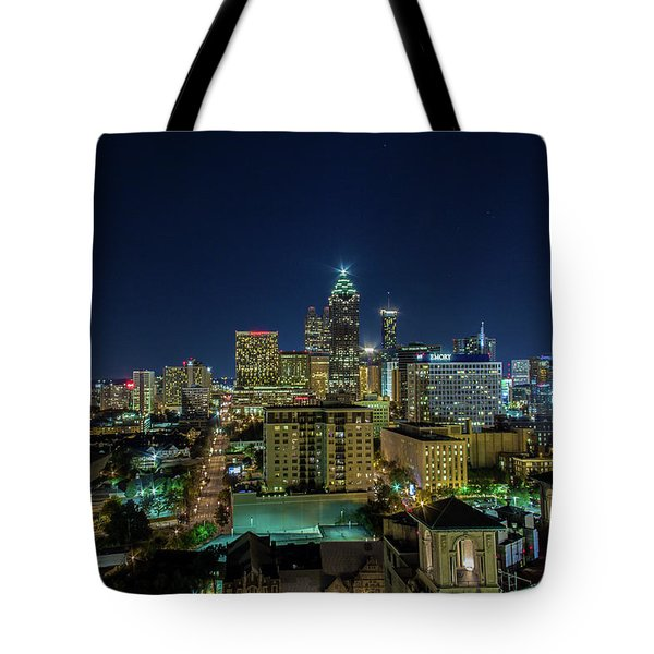 Night View 2 Tote Bag