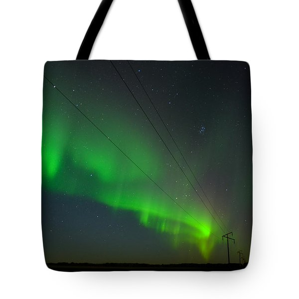 Night Vision Tote Bag