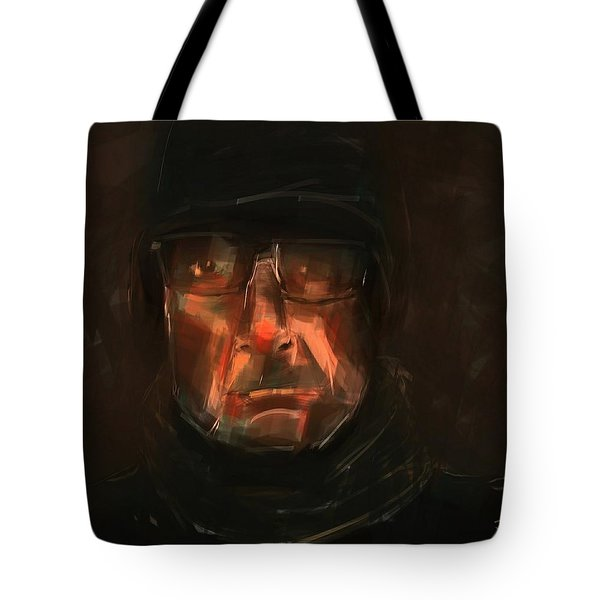 Night Watch Tote Bag by Jim Vance