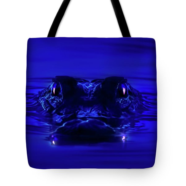 Night Watcher Tote Bag by Mark Andrew Thomas