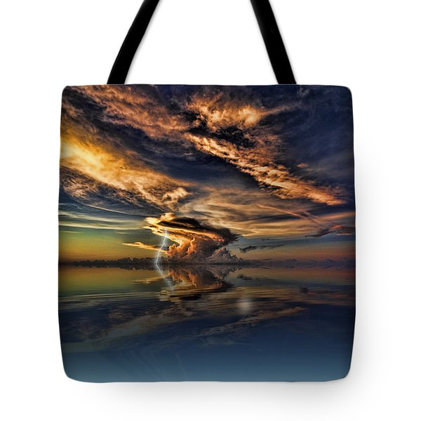 Nightcliff Pop Tote Bag by Douglas Barnard