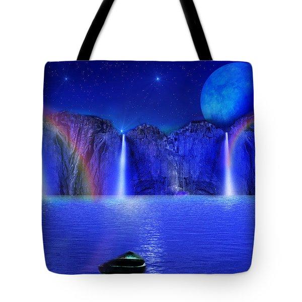 Nightdreams Tote Bag