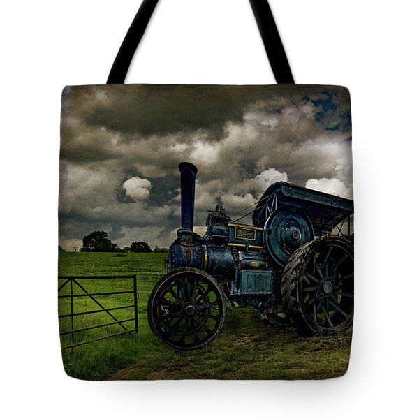 Tote Bag featuring the photograph Nightmare by Chris Lord
