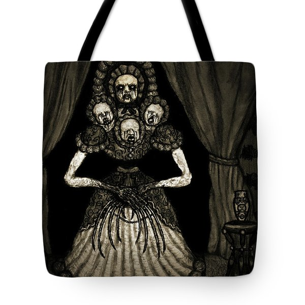 Nightmare Dolly - Artwork Tote Bag