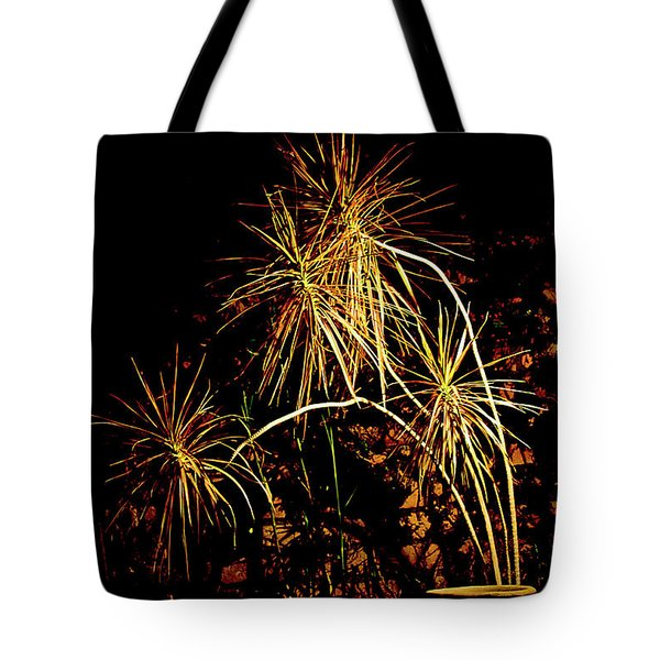 Tote Bag featuring the photograph Nightmares Are Made Of This by Al Bourassa