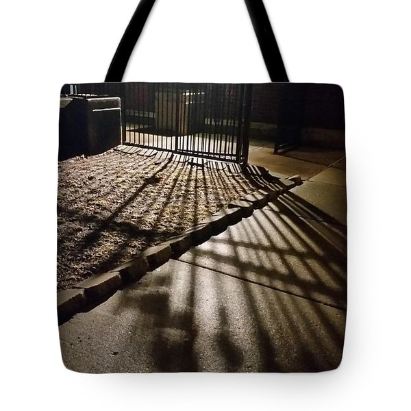 Nightshadows Tote Bag