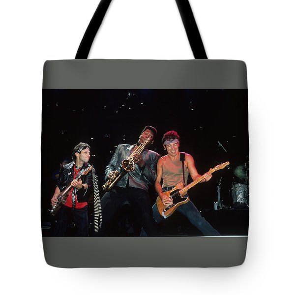 Nils Clarence And Bruce Tote Bag